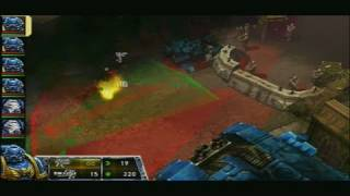 Warhammer 40,000: Squad Command Sony PSP Gameplay - Later