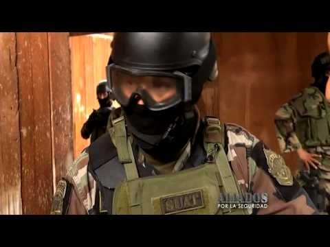 Aliados por la seguridad: Operación Cazador
