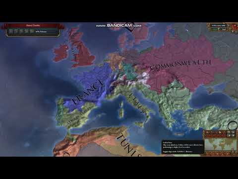 [EU4] Montferrat to Italy to Roman Empire (1.22)