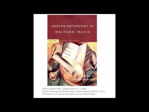 Norton Anthology Of Western Music CD 1 Istampita Palamento