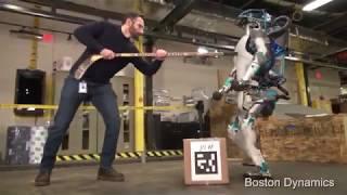 Awesome Future robots by Boston Dynamics