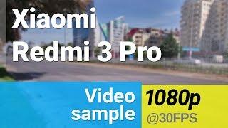 Xiaomi Redmi 3 Pro 1080p video sample