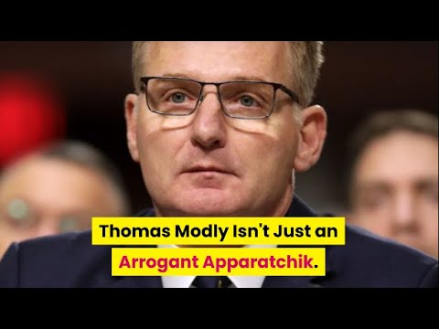 Thomas Modly Isn't Just an Arrogant Apparatchik. He's Tasteless, Too.