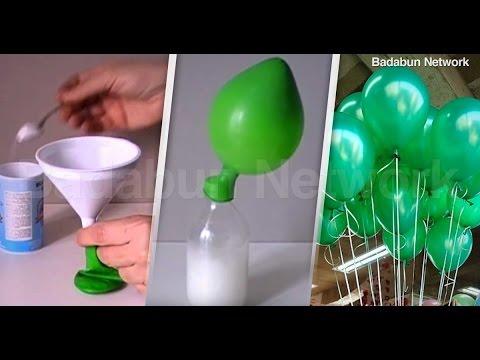 Mira el truco de los japoneses para inflar globos nunca for Donde comprar globos