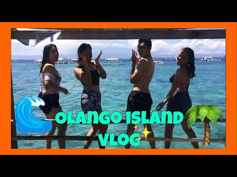 Olango Island 🌴 (Cebu, Philippines) | Travel Vlog 🌏