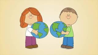 Почему меняется день и ночь. Познавательное видео для детей.