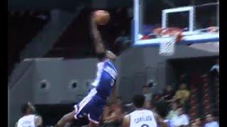 Elijah Millsap best slam dunks in PBA