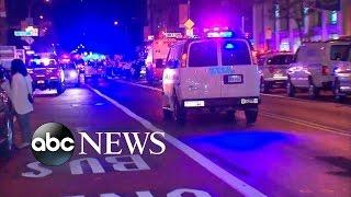 NYC Explosion Rocks Chelsea Neighborhood