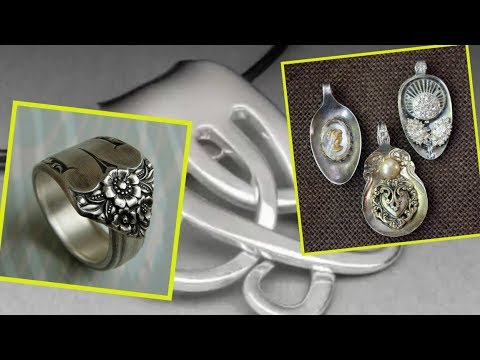 incredible-jewelry-made-from-old-sterling-silver-forks.crafts-to-make-and-sell