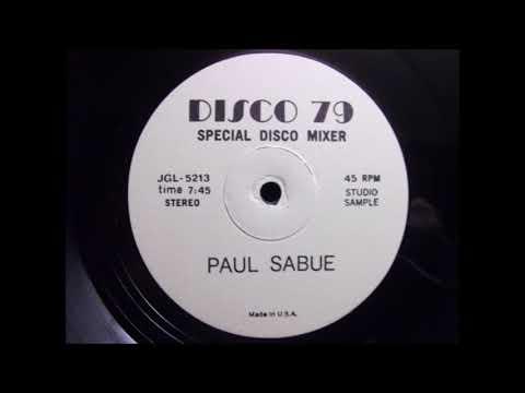 Paul Sabue - Rockin' Rollin' - Disco 79 (Special Disco Mixer)