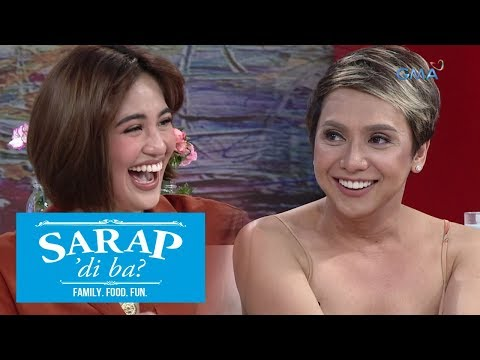 Sarap, 'Di Ba?: Donita Nose, ibinuking si Julie Anne San Jose? | Episode 13
