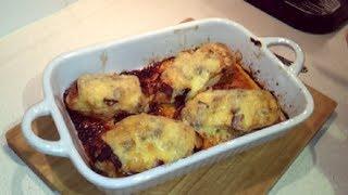Bacon Cheddar Chicken Breasts (Dr PoonLow CarbPrimal)
