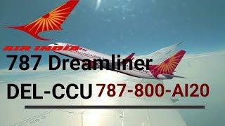 Air India AI20 DEL TO CCU