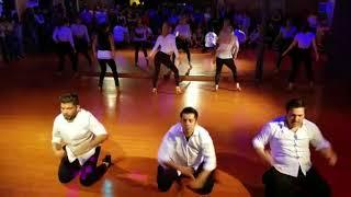 DF Dance Intermediate Bachata Team