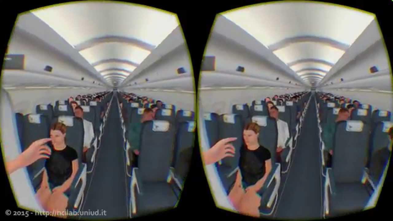Emergency Water Landing VR (Oculus Rift) OFFICIAL
