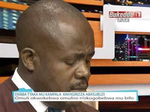 Akabbinkano: Ekibba ttaka mu Kampala kinyigirizza abasuubuzi Part B