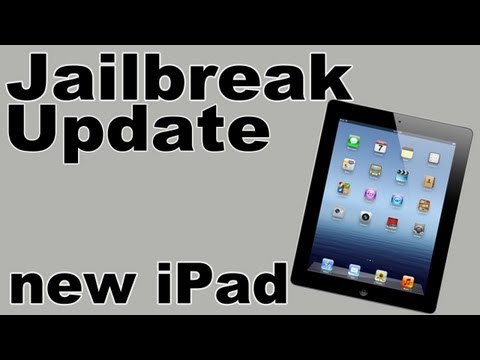 Jailbreak Update: New iPad 3rd Gen on 5.1