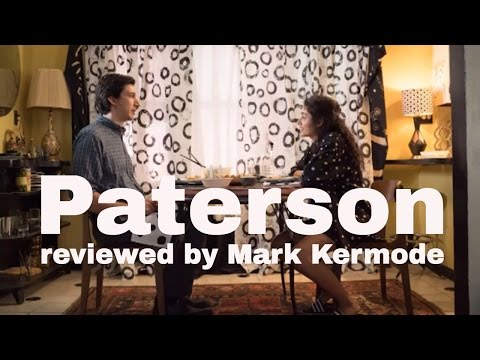 Thumbnail: Paterson reviewed by Mark Kermode