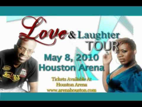 Love & Laughter Tour - Houston, TX