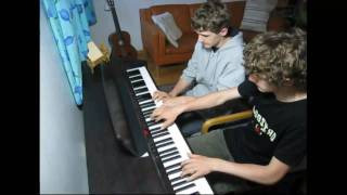 Land Down Under - Men At Work - (Piano cover)