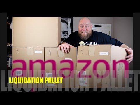 I Purchased a $1588 Customer Return & Warehouse Damaged AMAZON Liquidation Pallet