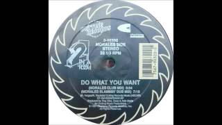 (1990) 2 In A Room - Do What You Want [David Morales Club RMX]