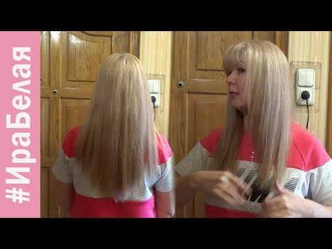 Как подстричь волосы треугольником сзади