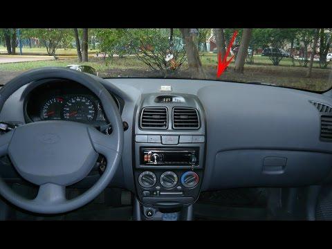 Hyundai Solaris Accent индикаторы на панели приборов ESP ABS и прочее