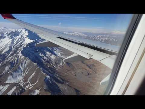 landing kabul