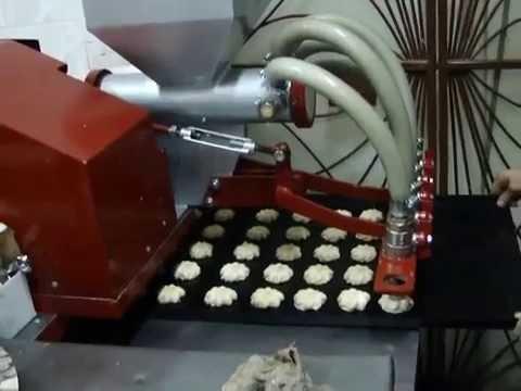 Творожное печенье ракушки