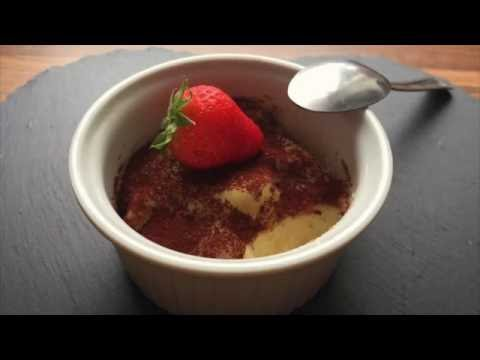 Custard recipe - gluten free and dairy free - quick dessert to make