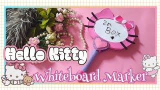 Hello Kitty Whiteboard Marker hello kitty stationery items hello kitty white board making znbox