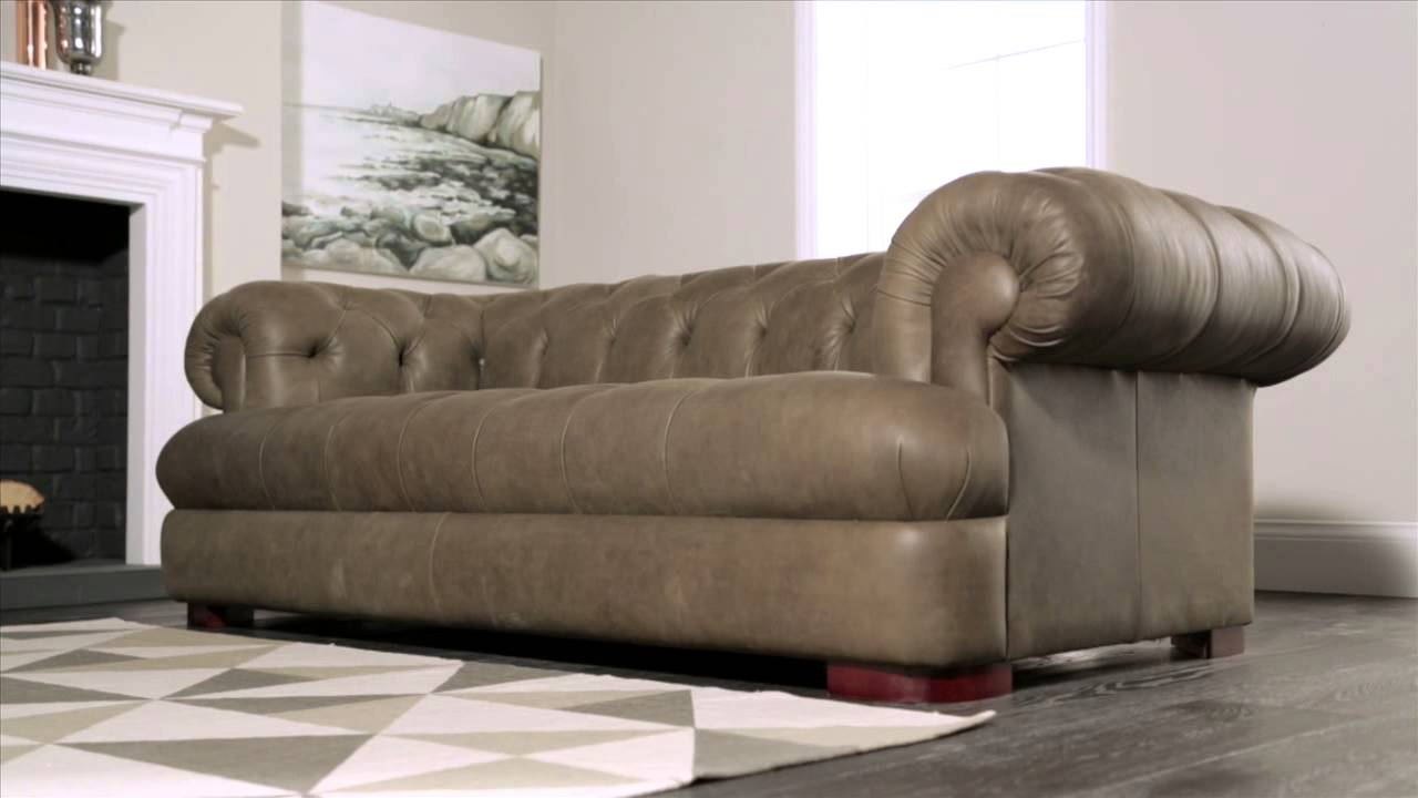 jazz chesterfield sofa from sofas by saxon youtube. Black Bedroom Furniture Sets. Home Design Ideas