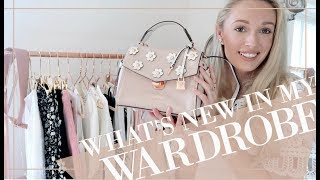 WHAT'S NEW IN MY WARDROBE - March // Highstreet Spring Haul  // Fashion Mumblr