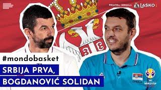 MONDOBASKET | Srbija prva, Bogdanović solidan, sad Španija | E04 | PRIJATELJ SERIJALA: LAŠKO PIVO