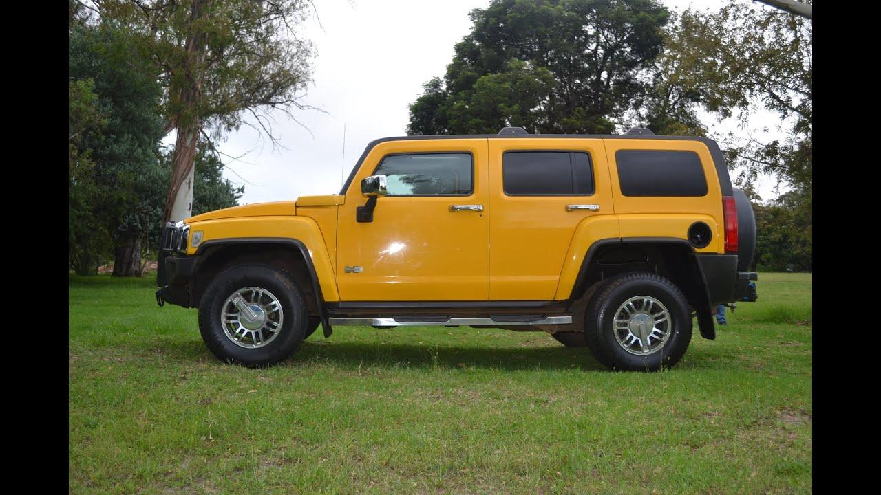 2008 Hummer H3 Luxury 2920