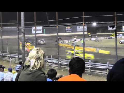 New Egypt Speedway Johnny Guarino 5-30-2015 358 Dirt Modified