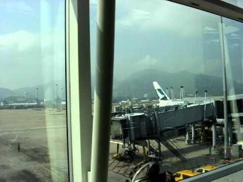 Departure Gate, Hong Kong International Airport Terminal 1 Departures Level