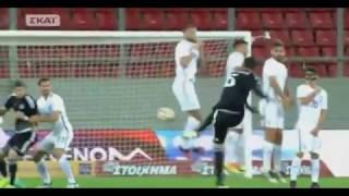 Video Gol Pertandingan Yunani vs Belarusia