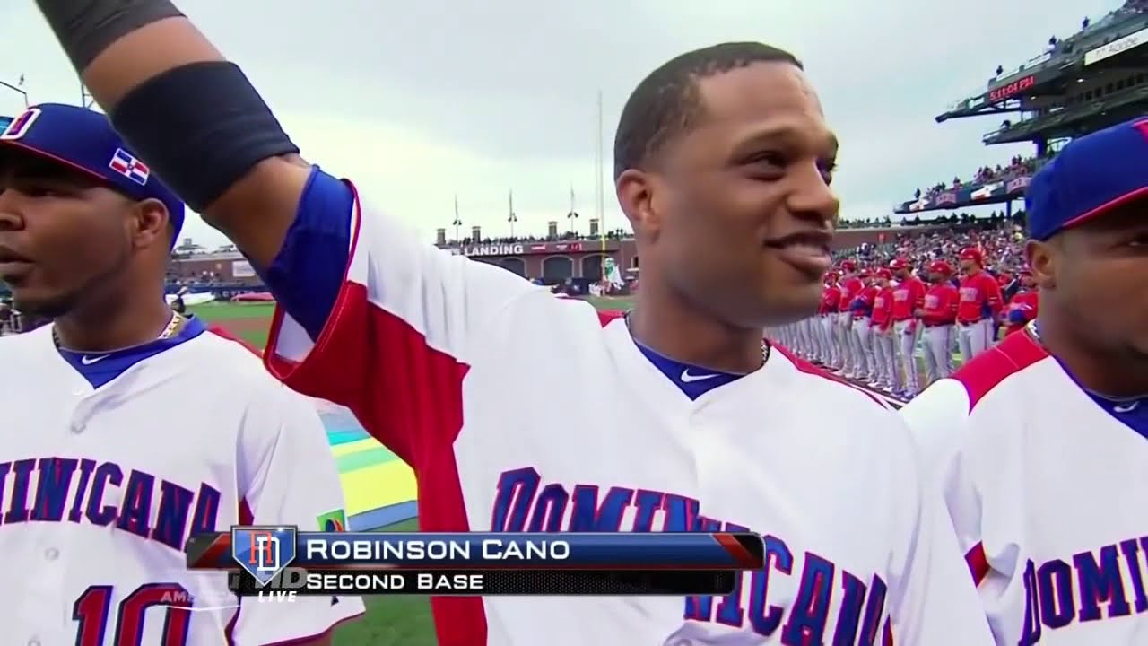 PUERTO RICO VS DOMINICAN REPUBLIC - WORLD BASEBALL CLASSIC 2013 Final