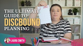 The ULTIMATE GUIDE to Discbound Planners