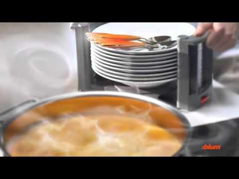 Accesorios orga line de blum para cocina youtube - Accesorios para cocina ...