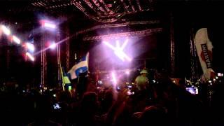 Hardwell intro Ultra Europe 2014 !