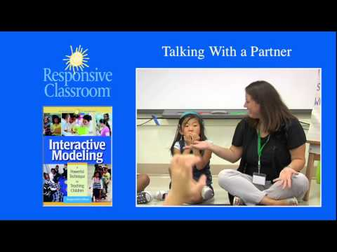 Talking to a Partner (Interactive Modeling)