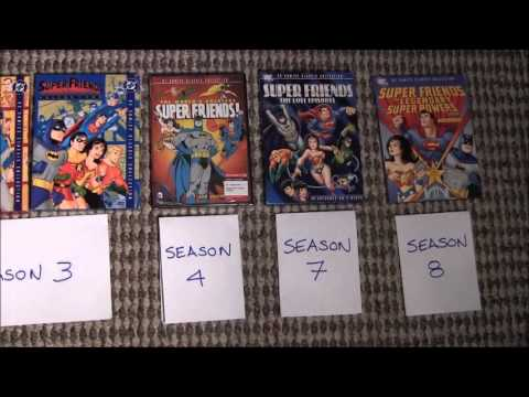 #174 - The Super Friends DVD Discography