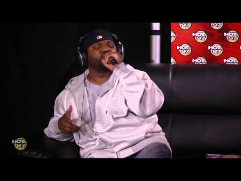 Aries Spears Debuts Biggie Impression Freestyle!