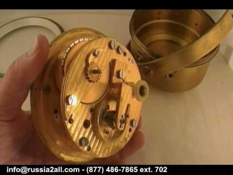 Russian Marine Chronometer Segment