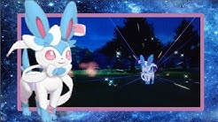(WSHC #2 2019-2020) Live!!! Shiny Sylveon after 3,629 SRs in Pokemon Sword