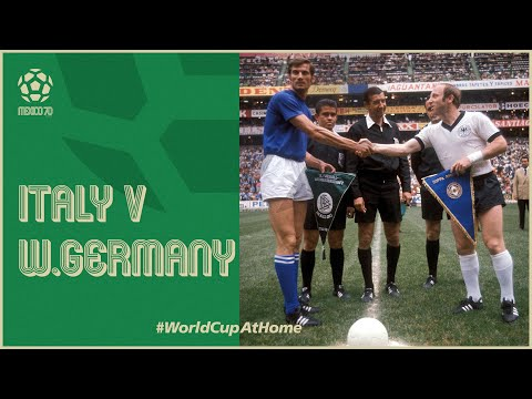 Italy 4-3 West Germany | Extended Highlights | 1970 FIFA World Cup