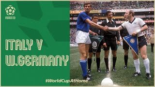 Mexico70 Italy v West Germany Extended Highlights 1970 World Cup Semi Final